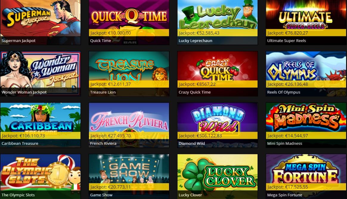 jackpot gokkasten van casino777